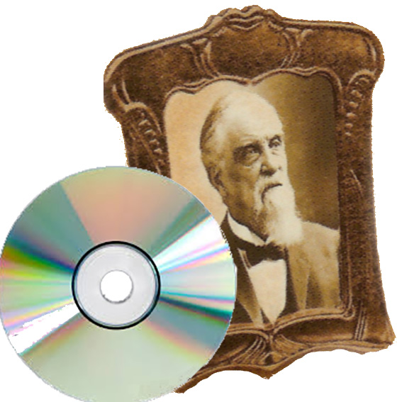 disc and frame